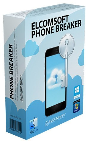 Elcomsoft Phone Breaker patch
