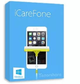 Tenorshare iCareFone Registered key
