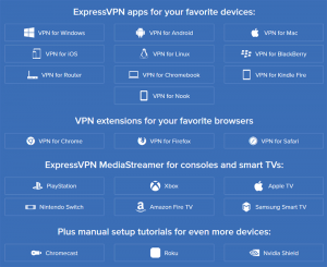 Express VPN mac key