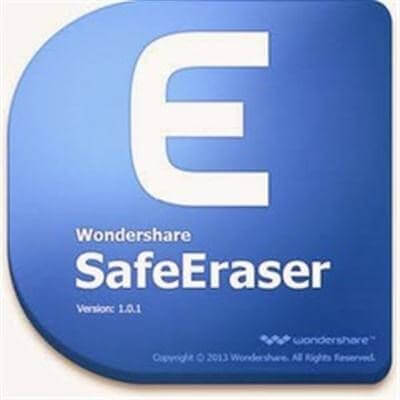 Wondershare Safe Eraser mac Key