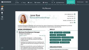 Resume maker Registered Key