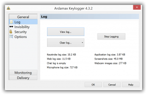 Ardamax Keylogger serial Key