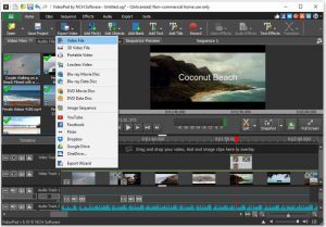 VideoPad Video Editor license Key