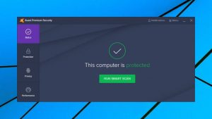 Avast  antivirus Registered key