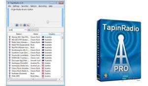 TapinRadio Pro Crack Free Download