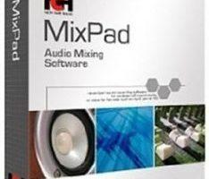 Mixpad 7.31 Crack + Registration Code Free Download 2021 [Free] Lifetime