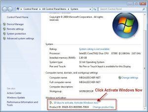 Windows 7 Product Key Free Download